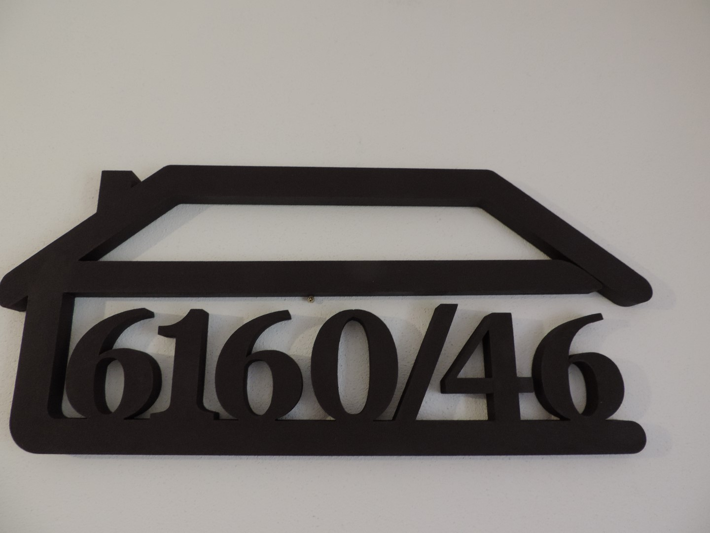 Originálne čísla na dom v domčeku - Obrázok č. 77