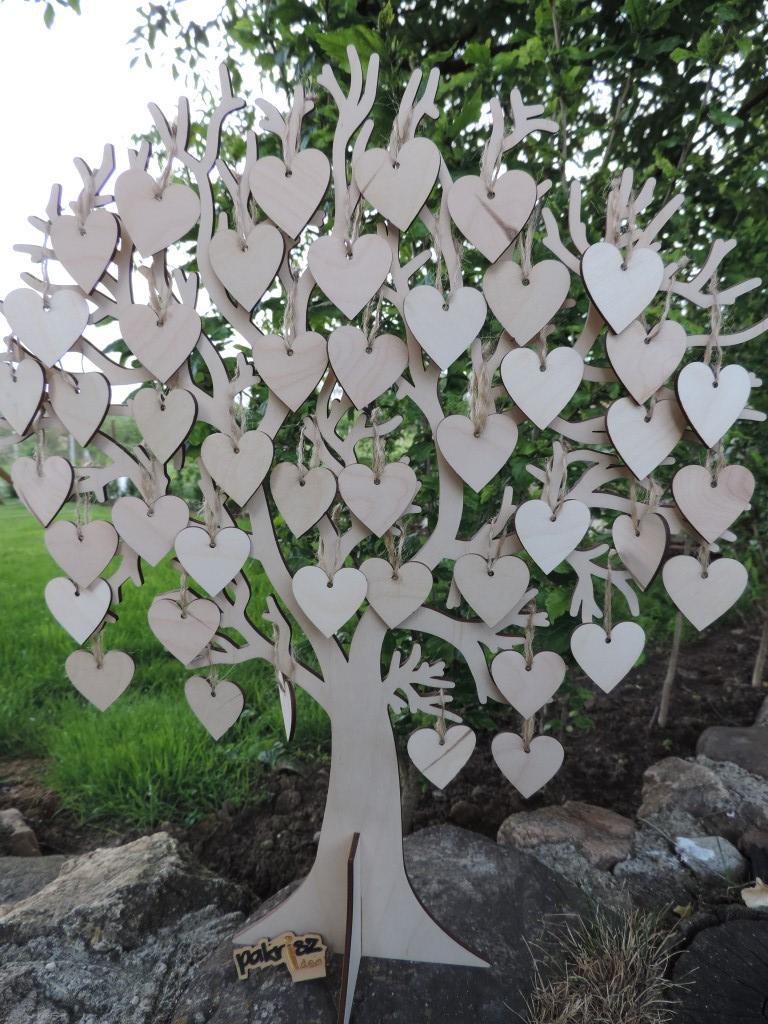 Novinka! Svadobný strom prianí - Obrázok č. 1