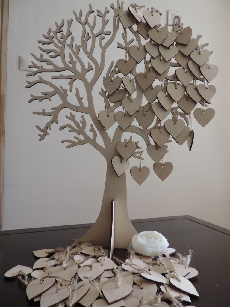 Novinka! Svadobný strom prianí - Obrázok č. 9