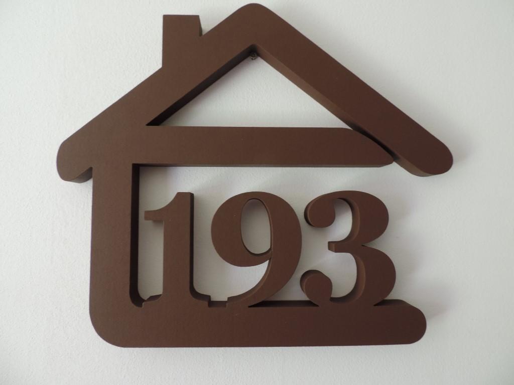 Originálne čísla na dom v domčeku - Obrázok č. 80