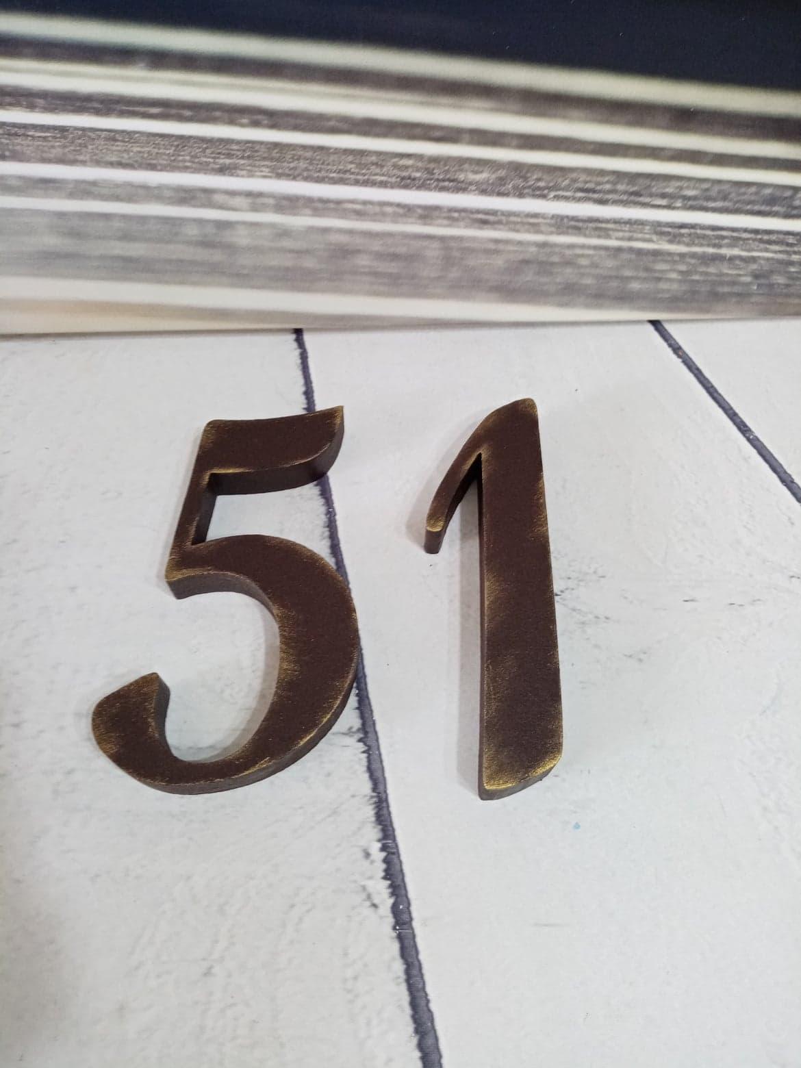 Čísla na dom - rôzne - Obrázok č. 1