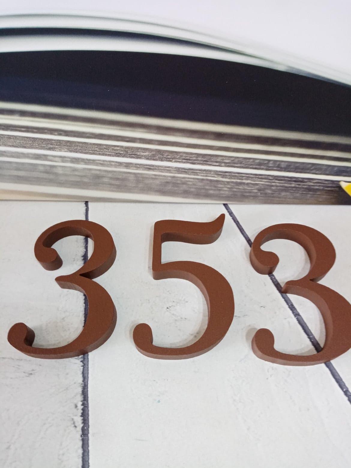 Čísla na dom - rôzne - Obrázok č. 5