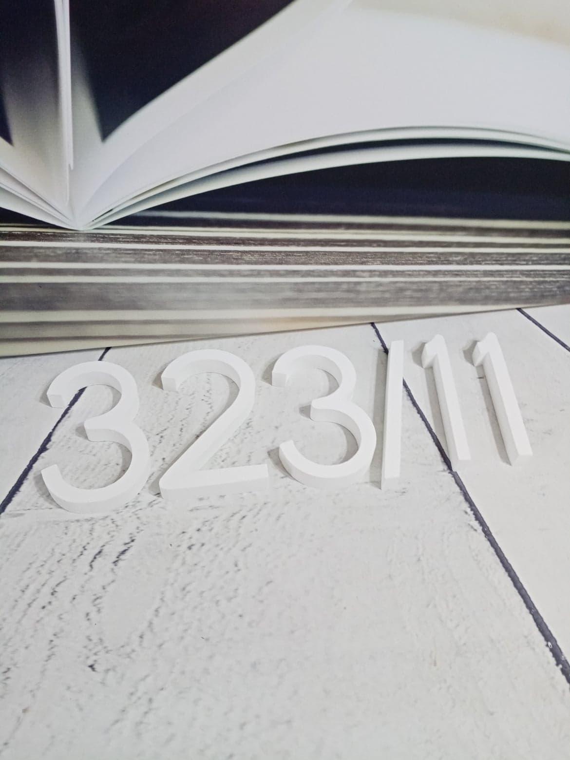 Čísla na dom - rôzne - Obrázok č. 7