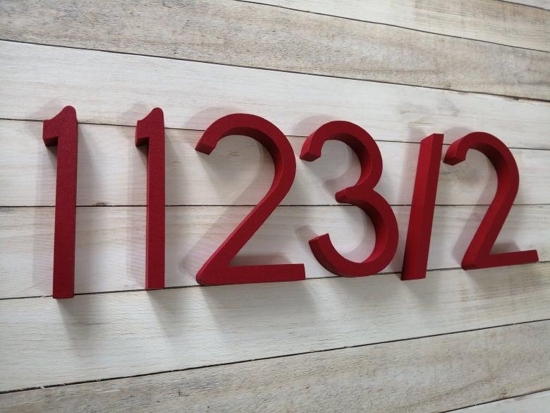 Čísla na dom - rôzne - Obrázok č. 13