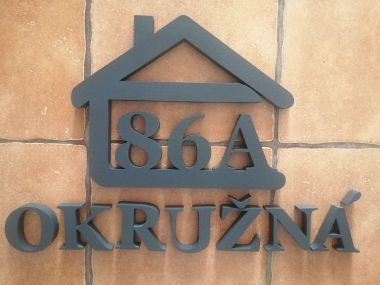 Čísla na dom - rôzne - Obrázok č. 14