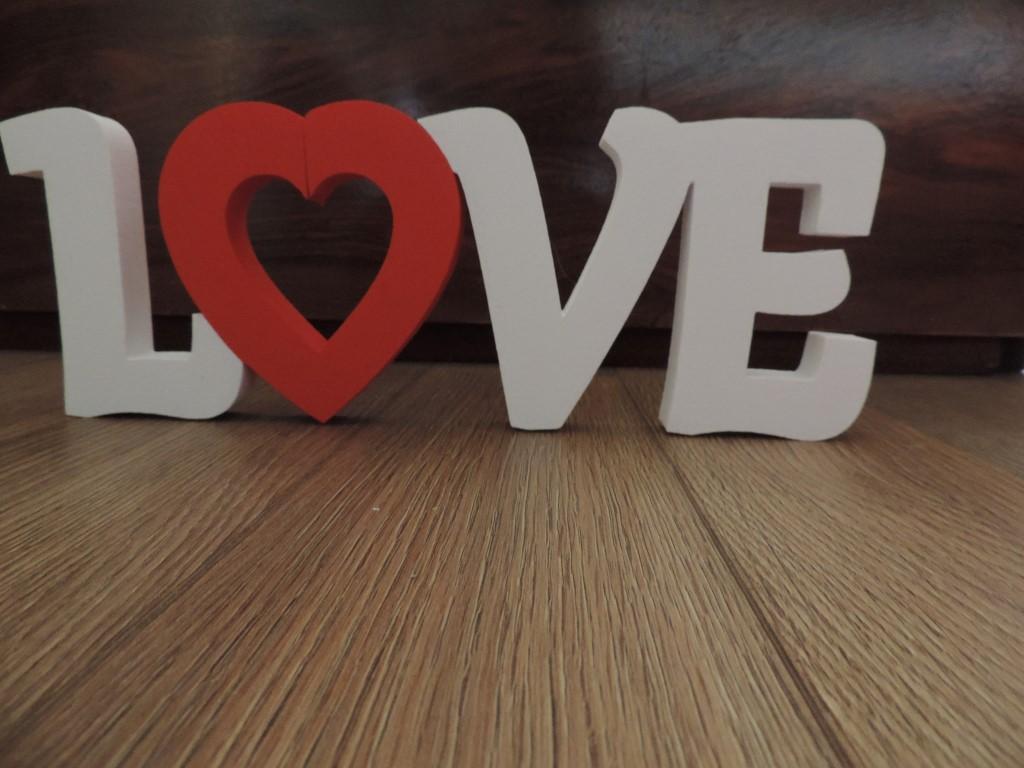 Nápis LOVE - Obrázok č. 3