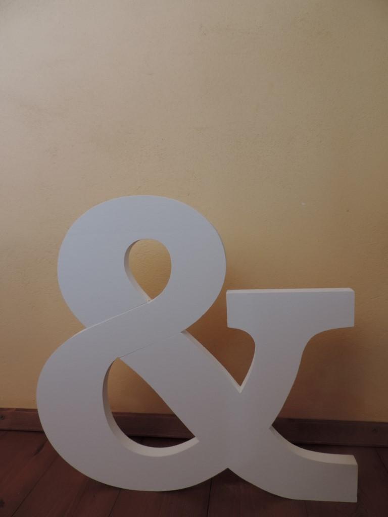 Znak &  - Obrázok č. 2