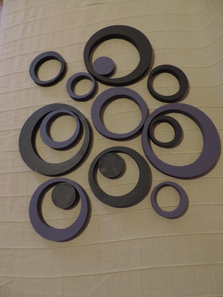 Dekoračné kruhy - Obrázok č. 2