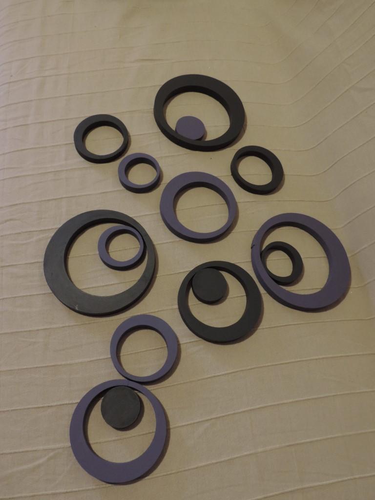 Dekoračné kruhy - Obrázok č. 3