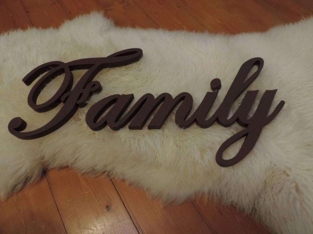 Family nápis - Obrázok č. 3