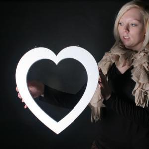 Dekoračné srdce  - Obrázok č. 3