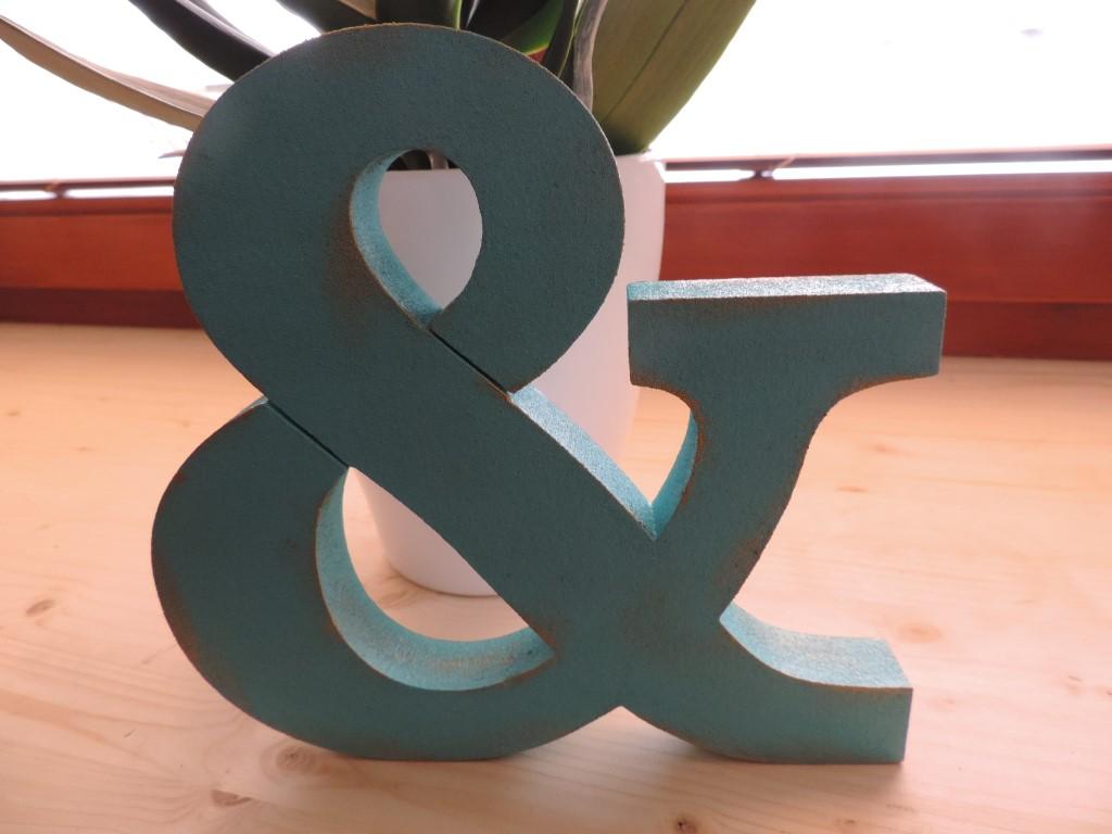 Znak &  - Obrázok č. 3