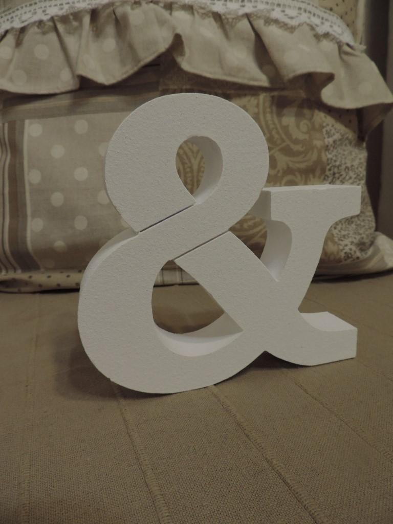 Znak &  - Obrázok č. 4