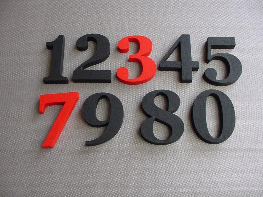 Súpisné číslo na dom - Obrázok č. 1