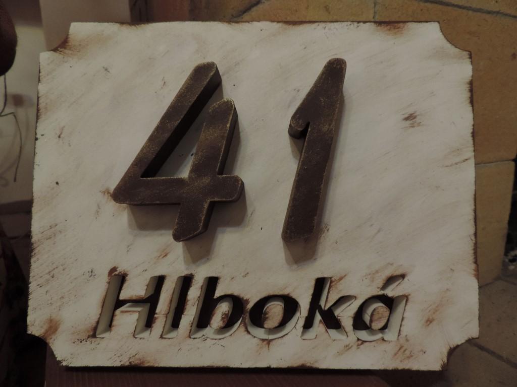 Súpisné číslo s tabuľkou - Obrázok č. 2