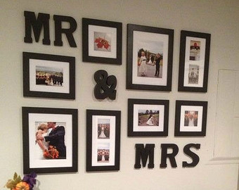 Fotorámiky Mr&Mrs - Obrázok č. 2