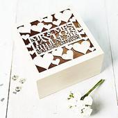 Wedding box,