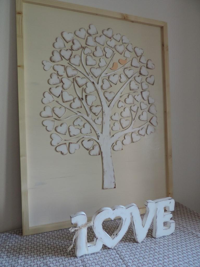 Svadobný strom Vintage - Obrázok č. 1