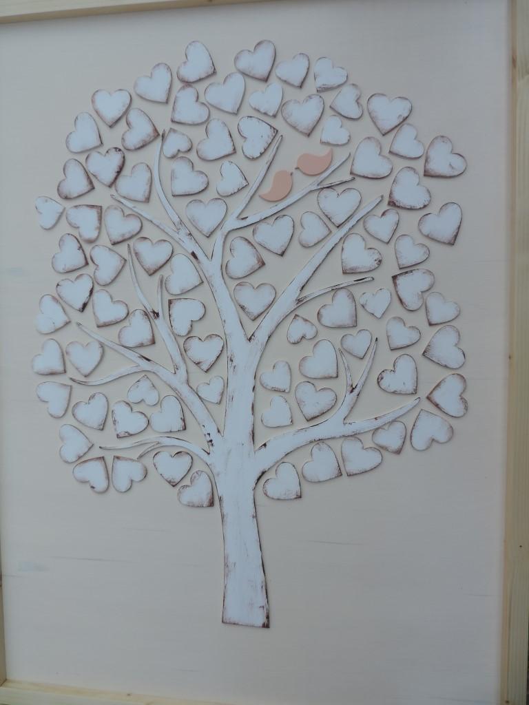 Svadobný strom Vintage - Obrázok č. 4