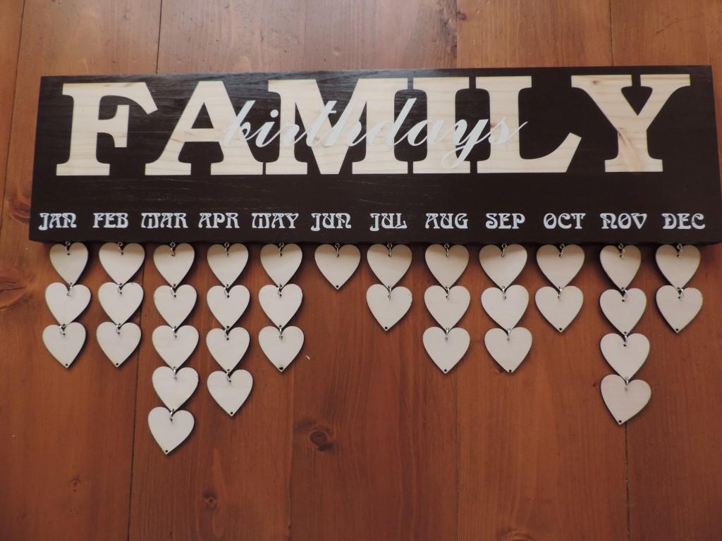 Rodinný kalendár - Obrázok č. 2