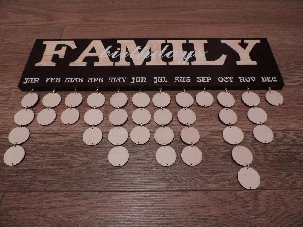 Rodinný kalendár - Obrázok č. 3