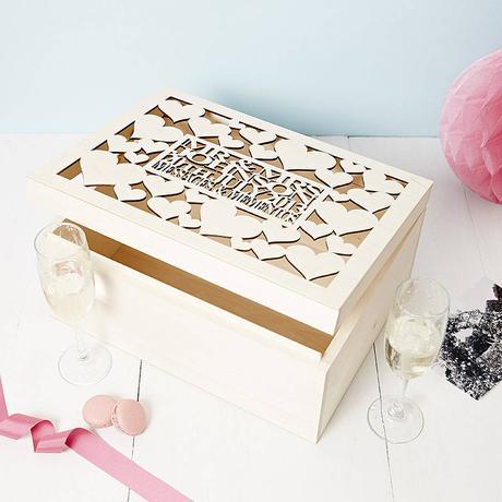 Svadobná krabica - Obrázok č. 1