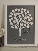 Svadobný strom 85 listov,