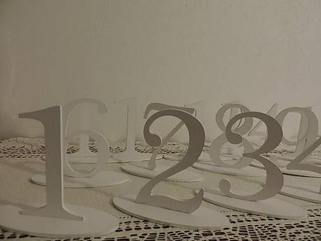 Čísla na stoly - Obrázok č. 3
