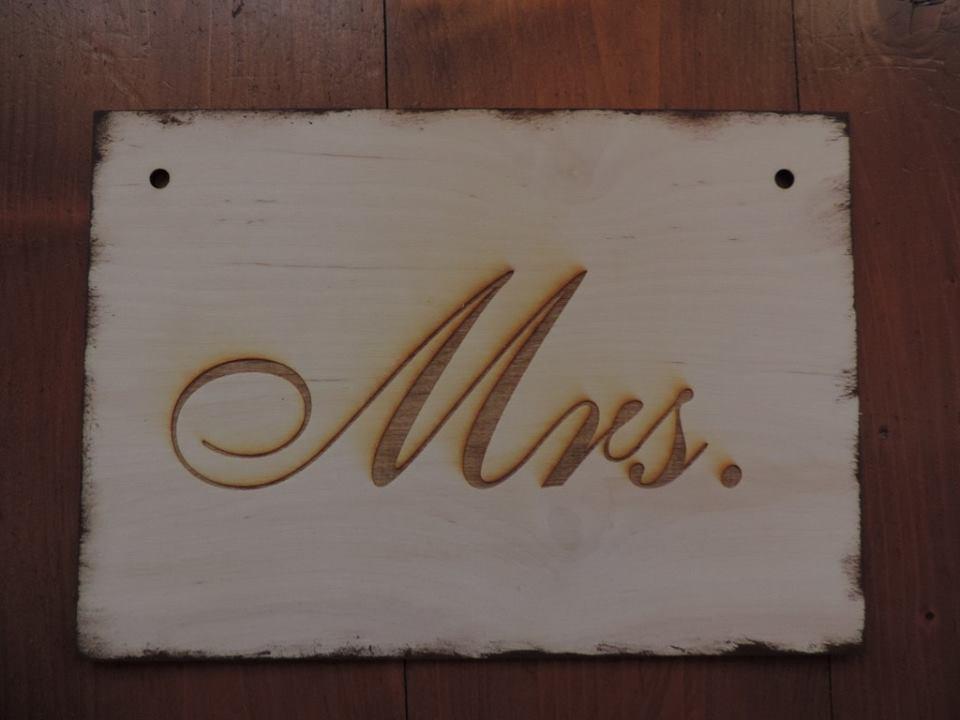 Drevený svadobný set - Obrázok č. 2