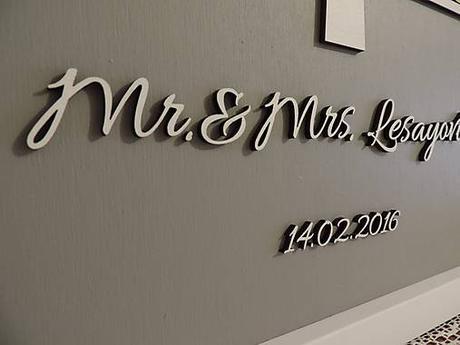 Svadobný strom Mr & Mrs - Obrázok č. 3