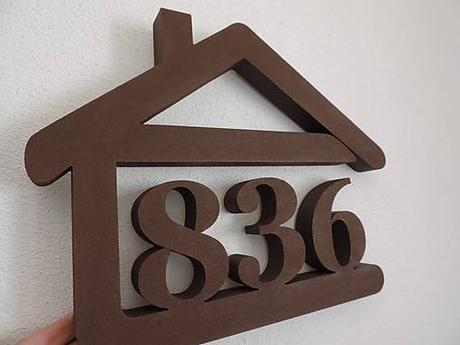 Súpisné číslo v domčeku - trojciferné - Obrázok č. 1