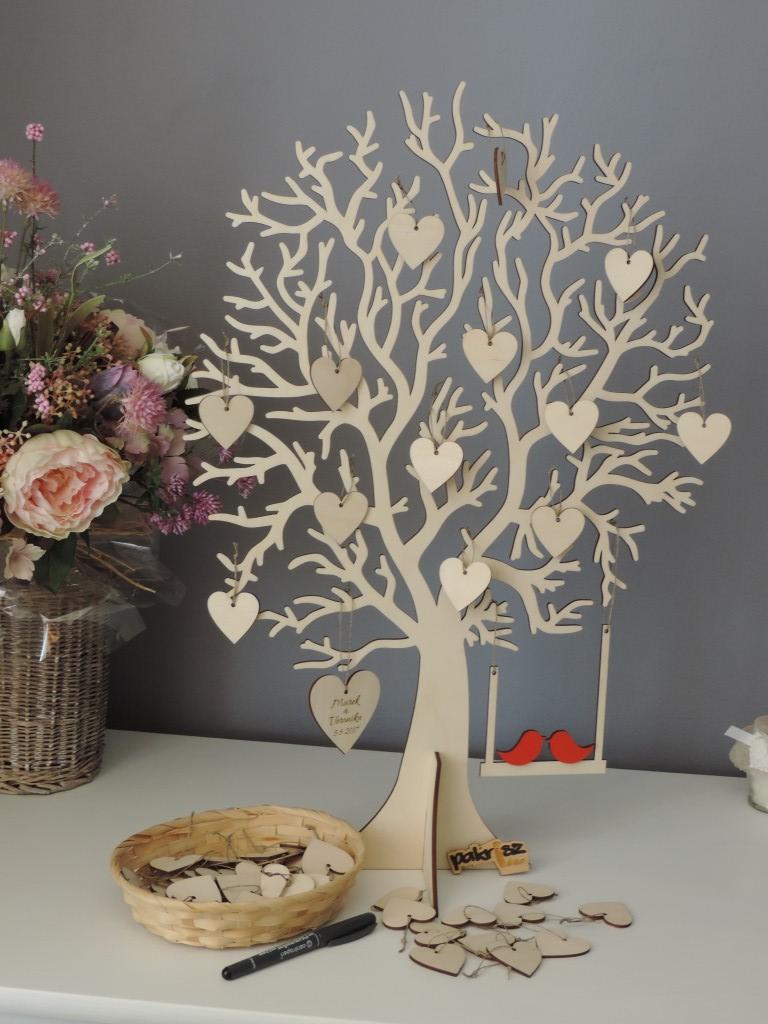 Svadobný strom šťastia  - Obrázok č. 4