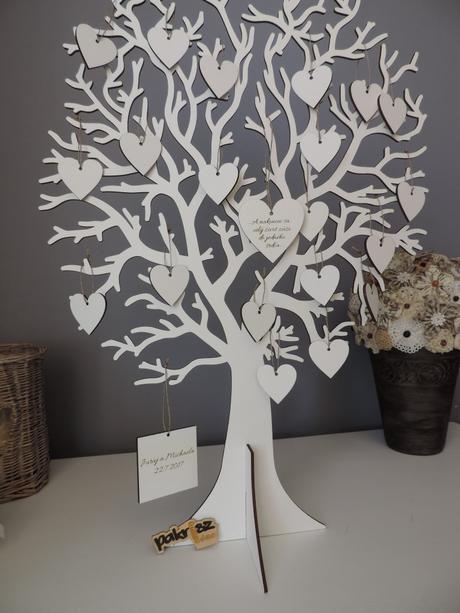 Svadobný strom šťastia  - Obrázok č. 1