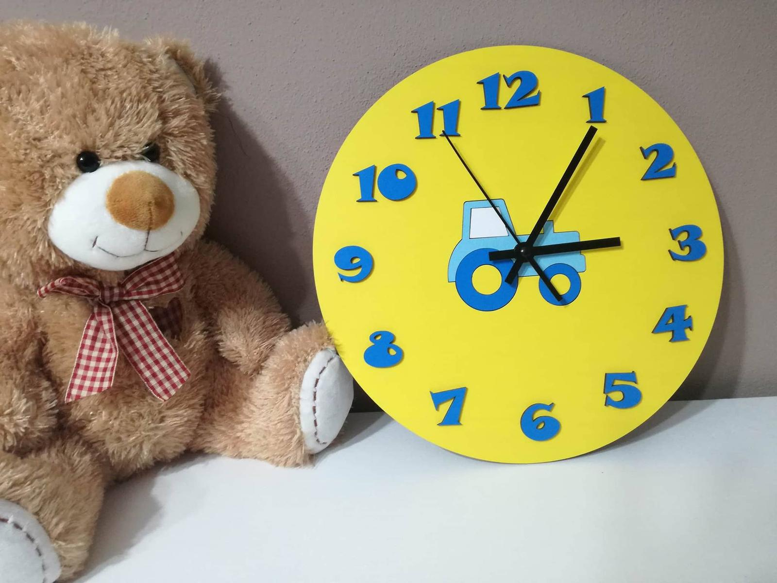 Detské hodiny - Obrázok č. 4