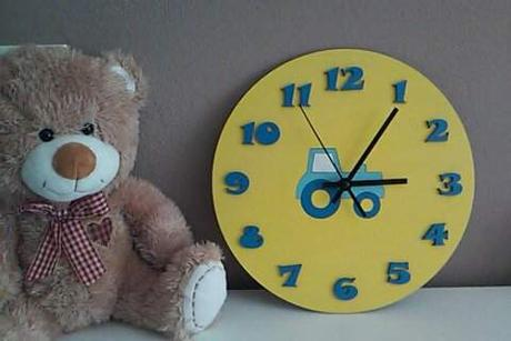 Detské hodiny - Obrázok č. 2