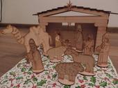Drevený Betlehem,
