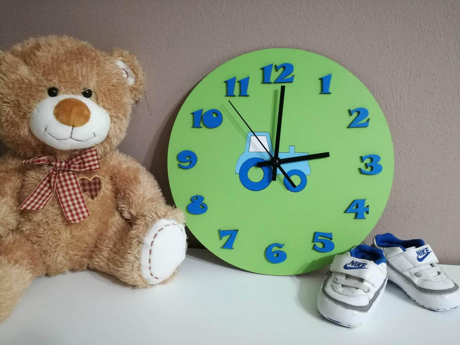 Detské hodiny - Obrázok č. 1