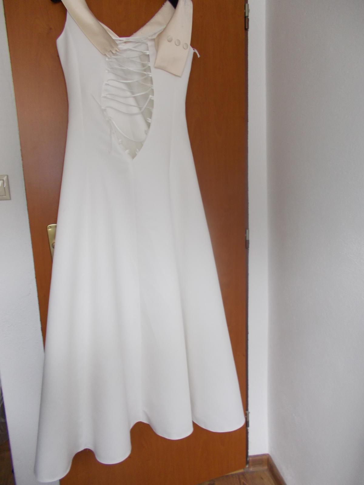 Spoločenské - svadobné šaty - Obrázok č. 4