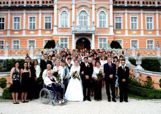 Taková malá svatba
