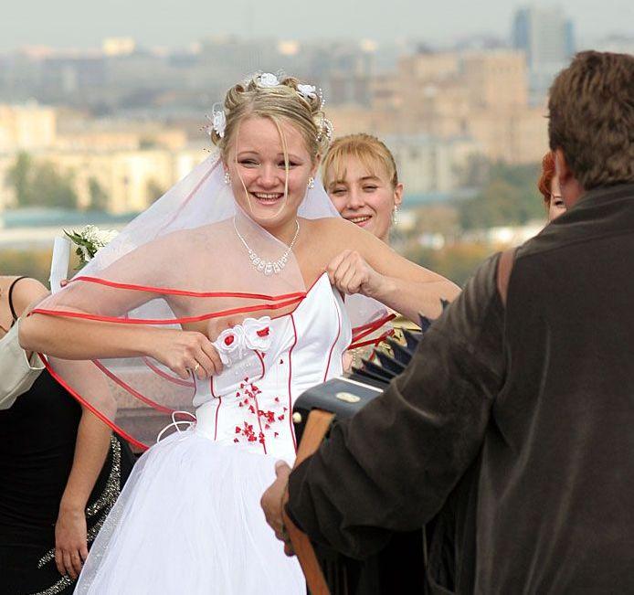 Svadobné trapasy - Fotka skupiny