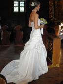 Svadobné šaty Pronovias Octubre, 36
