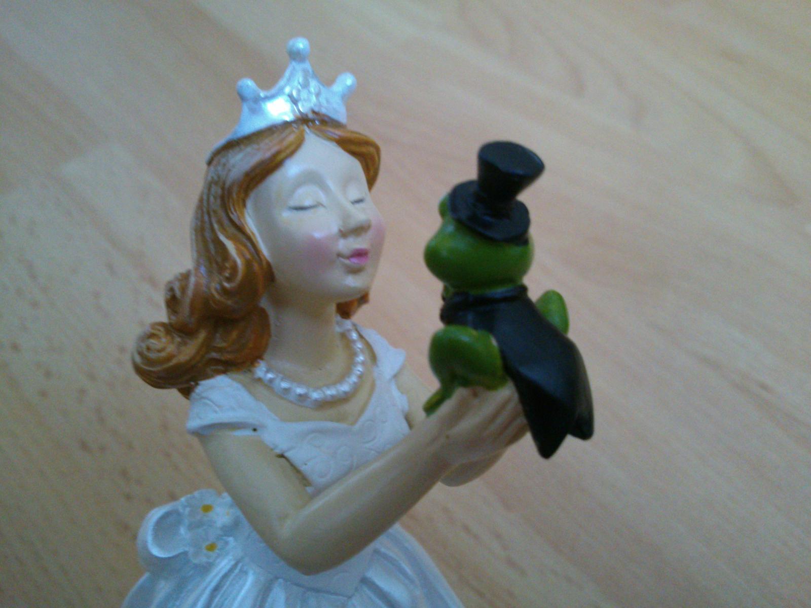 Princezna a zabiak - Obrázok č. 1