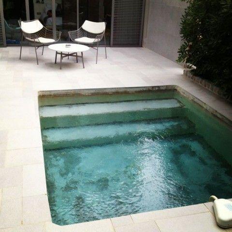 Bazén v malej záhradke - Obrázok č. 4