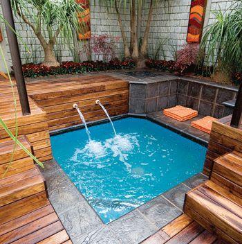 Bazén v malej záhradke - Obrázok č. 5