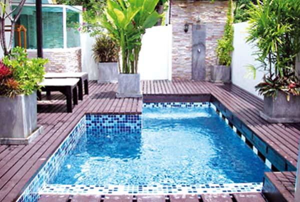 Bazén v malej záhradke - Obrázok č. 10