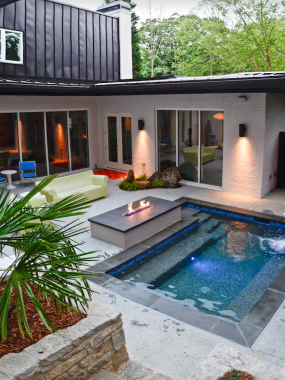 Bazén v malej záhradke - Obrázok č. 38