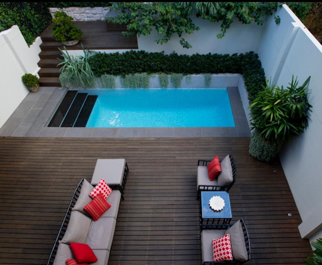 Bazén v malej záhradke - Obrázok č. 54