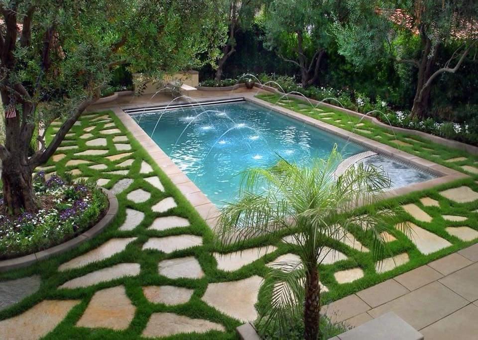 Bazén v malej záhradke - Obrázok č. 125