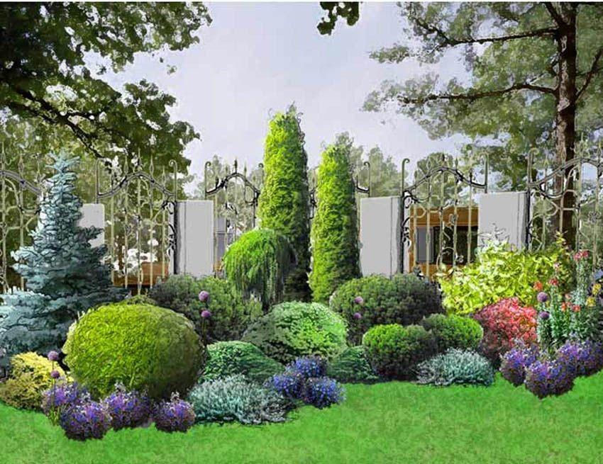 Záhon v malej záhrade - Obrázok č. 14
