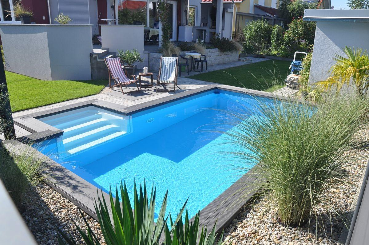 Bazén v malej záhradke - Obrázok č. 248